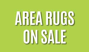 Area rugs and runners on sale 10% during our Spring Sale