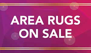 Area rugs and runners on sale 10% off during our Gold Tag Flooring Sale